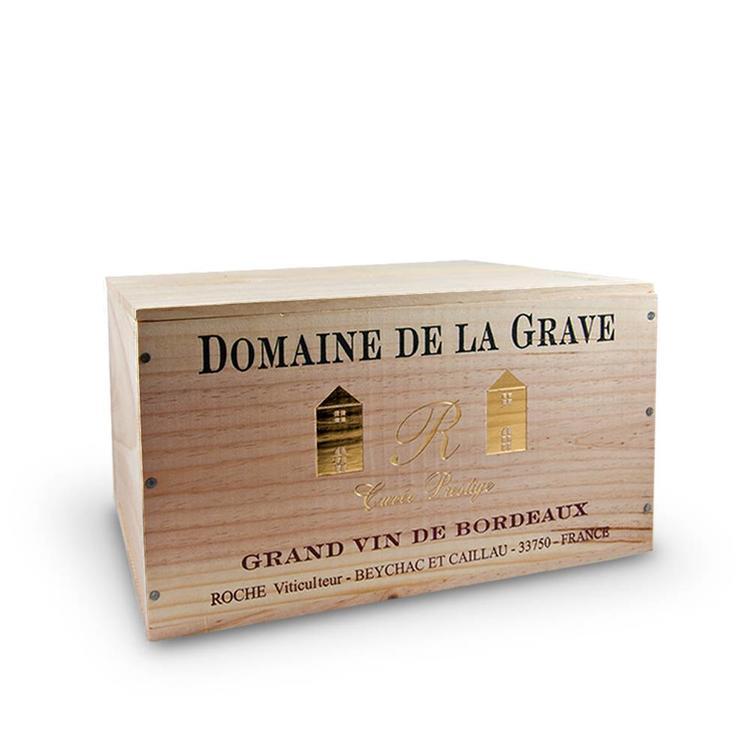 Domaine de La Grave CUVÉE PRESTIGE WIT