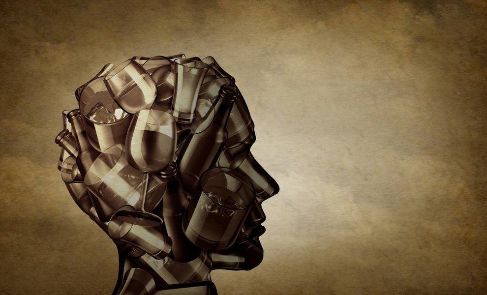 Wijn laat de hersenen groeien.
