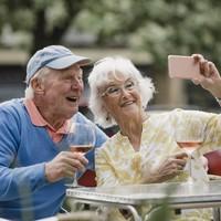 Wijn vermindert de kans op het ontstaan van ouderdomssuiker met 30%.
