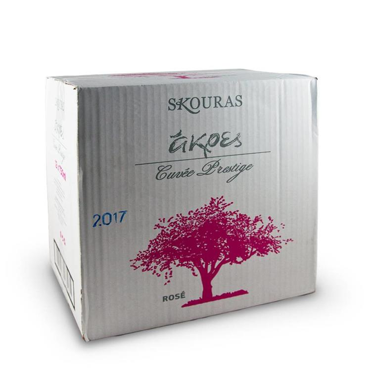 Domaine Skouras SKOURAS CUVEE PRESTIGE rosé