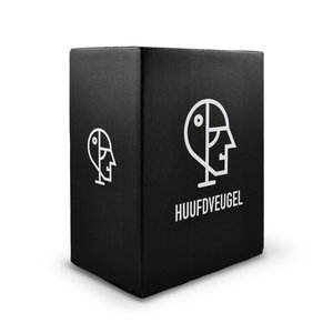 Huufdveugel - La Vinoteca HUUFDVEUGEL wit