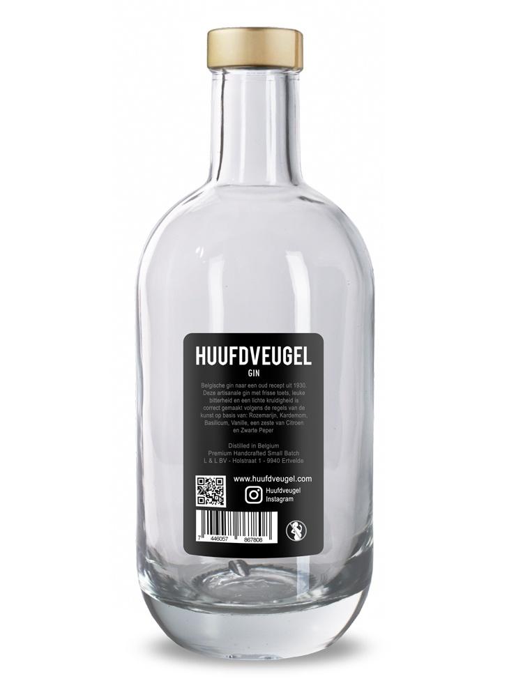 HUUFDVEUGEL - Gin-2