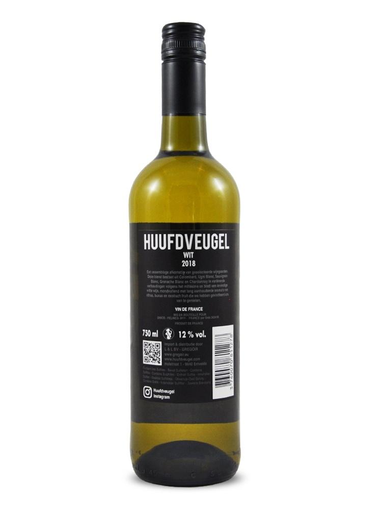 HUUFDVEUGEL wit-3