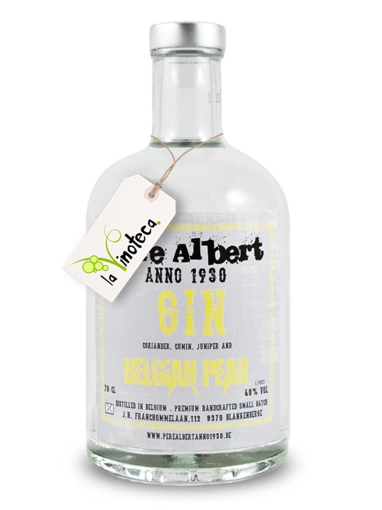 PERE ALBERT Gin - Belgian Pear-1
