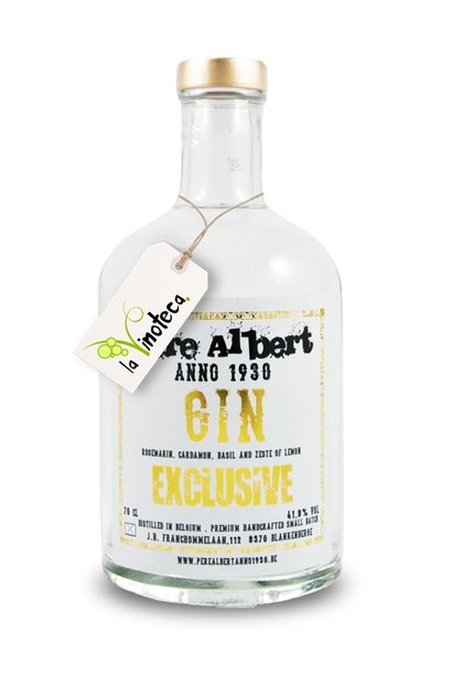 PERE ALBERT Gin - Exclusive