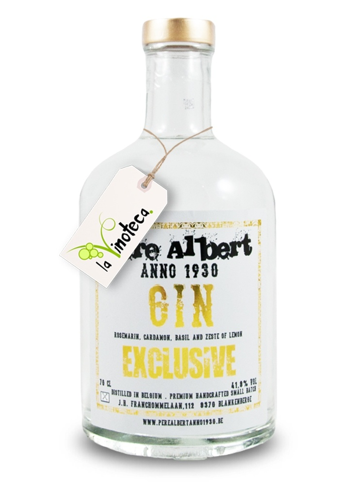 PERE ALBERT Gin - Exclusive-1
