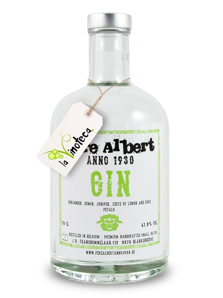 PERE ALBERT Gin - Regular-1