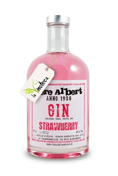 PERE ALBERT Gin - Strawberry