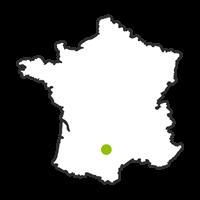 Domaine d Escausses map