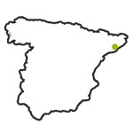 Bodegas Bodem map