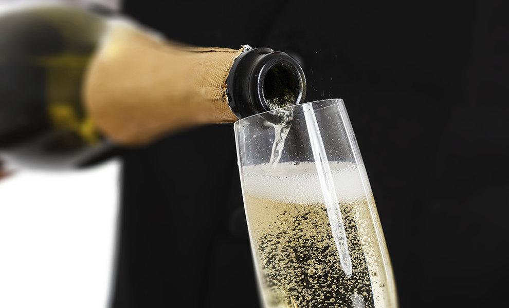 Champagne in tijden van Corona.