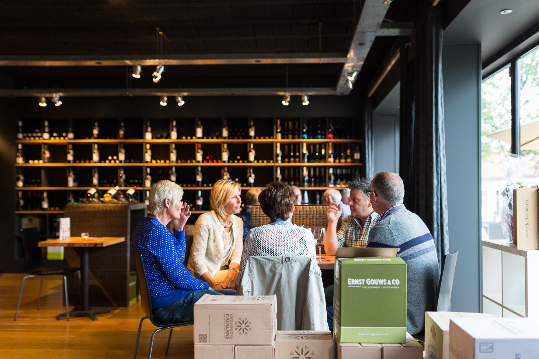 wijnen kopen en proeven
