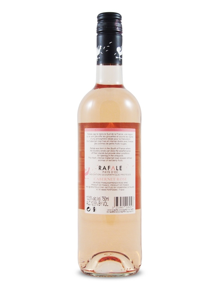 RAFALE - CABERNET rosé-3