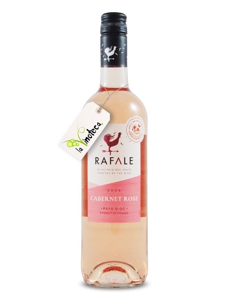 RAFALE - CABERNET rosé-1