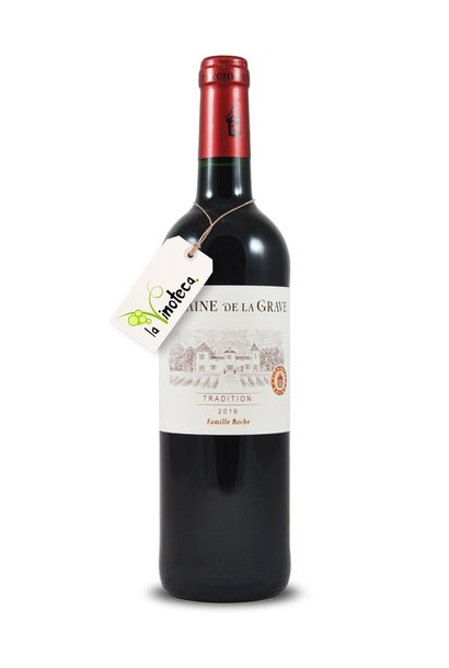 CUVÉE TRADITION rood