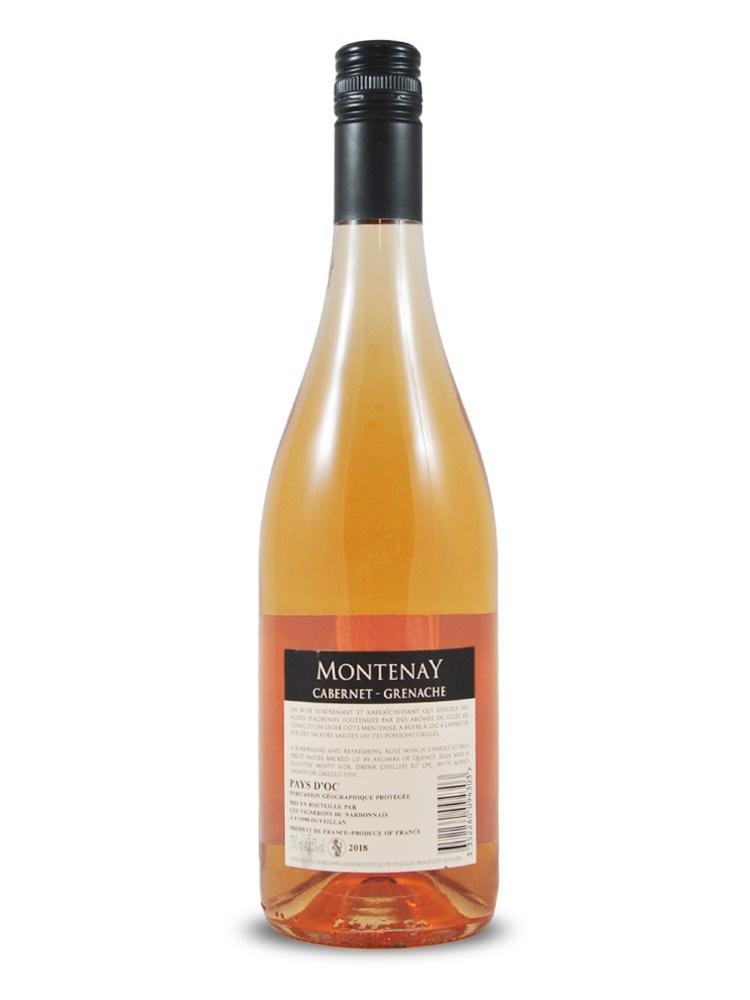 CABERNET - GRENACHE rosé-3