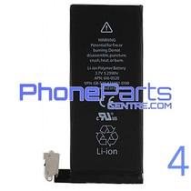 Batterij voor iPhone 4 (4 pcs)