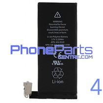 Battery for iPhone 4 (4 pcs)