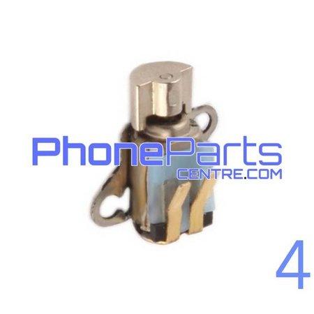Trilmotor voor iPhone 4 (5 pcs)