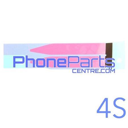 Sticker voor iPhone 4S batterij (25 pcs)