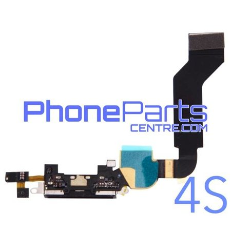 Charger Port / microphone for iPhone 4S (5 pcs)