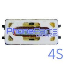Oorspeaker voor iPhone 4S (5 pcs)