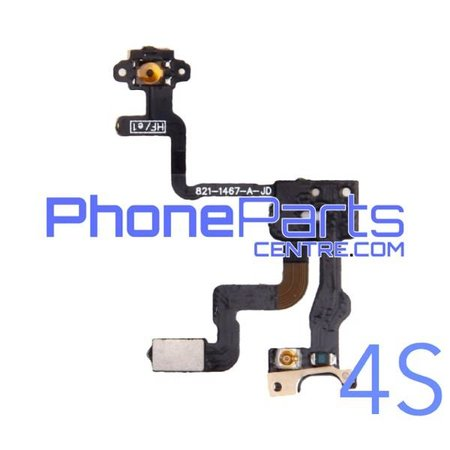Power button / flex cable for iPhone 4S (5 pcs)