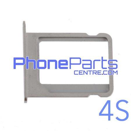 Simkaart houder voor iPhone 4S (5 pcs)