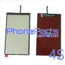 LCD Backlight for iPhone 4S (10 pcs)