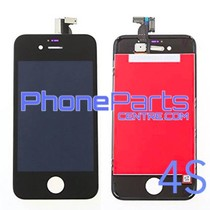 LCD screen/ digitizer/ frame premium quality for iPhone 4S