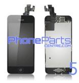 LCD scherm - alle onderdelen gemonteerd - voor iPhone 5