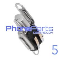 Trilmotor voor iPhone 5 (5 pcs)