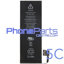 Battery for iPhone 5C (4 pcs)
