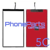 LCD Backlight for iPhone 5C (10 pcs)