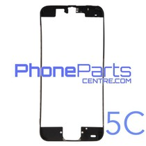 LCD frame with glue for iPhone 5C (10 pcs)