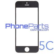 Glass lens / frame / OCA glue for iPhone 5C (10 pcs)