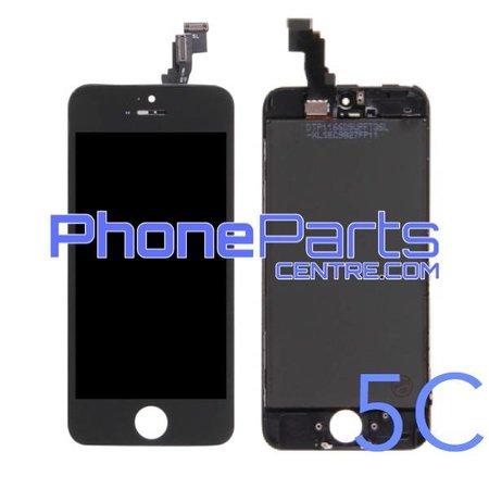 LCD scherm met touchscreen en frame premium kwaliteit voor iPhone 5C