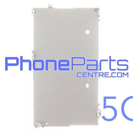 LCD Metal back plate for iPhone 5C (10 pcs)