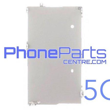 Metalen schild achterkant LCD voor iPhone 5C (10 pcs)