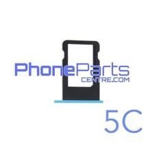 Simkaart houder voor iPhone 5C (5 pcs)