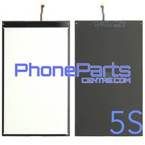 LCD Backlight voor iPhone 5S (10 pcs)