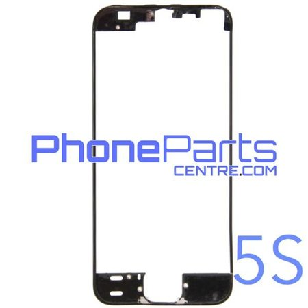 LCD frame with glue for iPhone 5S (10 pcs)