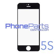 Glass lens / frame / OCA glue for iPhone 5S (10 pcs)