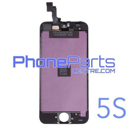 LCD scherm met touchscreen en frame premium kwaliteit voor iPhone 5S