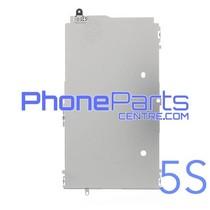 Metalen schild achterkant LCD voor iPhone 5S (10 pcs)