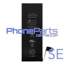 Battery for iPhone SE (4 pcs)