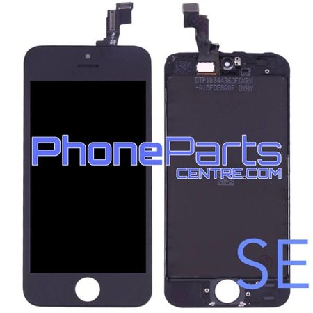 LCD screen/ digitizer/ frame premium quality for iPhone SE