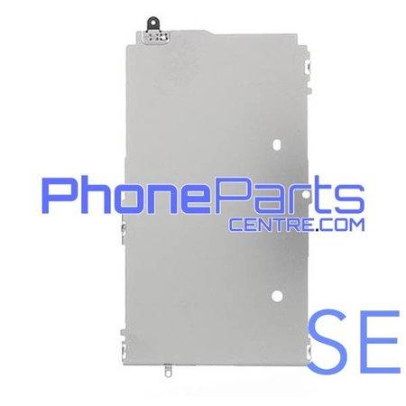 Metalen schild achterkant LCD voor iPhone SE (10 pcs)