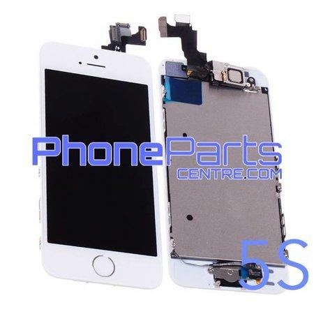 LCD scherm - alle onderdelen gemonteerd - voor iPhone 5S
