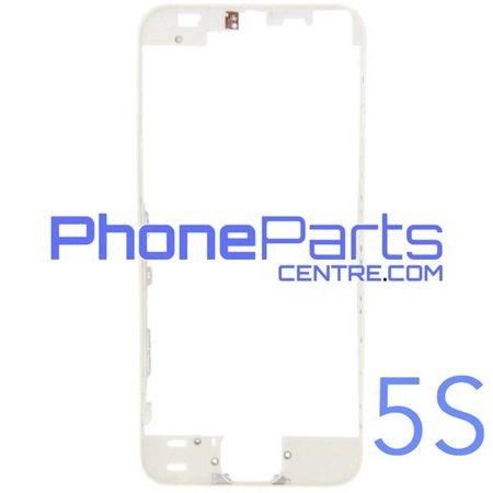 Frame met sticker t.b.v. LCD scherm voor iPhone 5S (10 pcs)